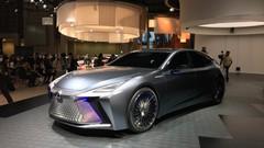 Lexus LF+ concept : la belle tokyoite