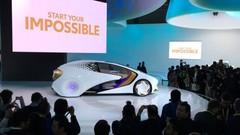 Toyota Concept-i : l'intelligence sur quatre roues