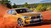 BMW X2 : sous le signe du SUV sportif