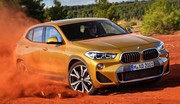 Le BMW X3 se transforme en faux coupé X2