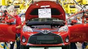 Toyota fait rouler le Made in France