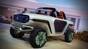 Suzuki e-Survivor Concept : un petit 4x4 fun et électrique à Tokyo
