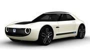 Honda Sport EV Concept : le futur sportif et électrique selon Honda