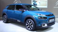 Citroën C4 Cactus restylée : changement à tous les niveaux