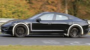 Porsche Mission E : Le Nürburgring en silence
