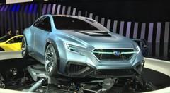 Subaru Viziv Performance Concept : elle sort les muscles !
