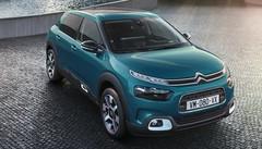 Citroën C4 Cactus Facelift (2018) : Un cactus qui rentre dans le rang