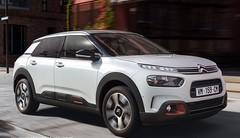 La C4 Cactus inaugure la nouvelle technologie de suspension de Citroën