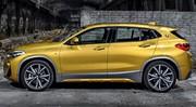 BMW présente le X2 sous sa forme définitive