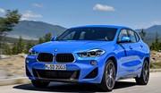 BMW X2 (2018) : nos premières impressions à bord