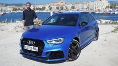 Essai Audi RS3 : La preuve par 5