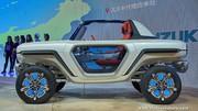 Suzuki e-Survivor : un moment de divertissement