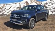 Essai Mercedes Classe X : Le pick-up premium ?