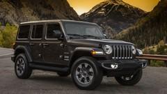Nouveau Jeep Wrangler : les premières photos officielles