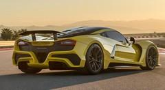 Hennessey Venom F5 : la plus rapide du monde