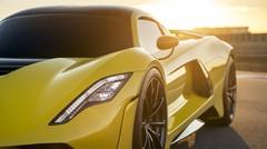Hennessey Venom F5 (2018) : la voiture la plus rapide du monde avec 484 km/h