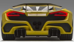 Hennessey Venom F5, 1600 chevaux et plus de 480 km/h en vitesse de pointe