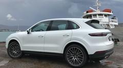 Essai Porsche Cayenne (2017) : quand les opposés s'attirent
