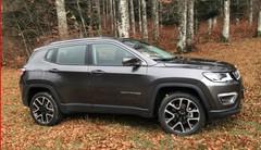 Essai Nouvelle Jeep Compass 4×4 : un SUV compact chic et choc