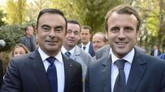 Renault : l'État cède les actions Macron
