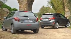 Essai Ford Fiesta et Peugeot 208 : duel au sommet