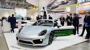 Ionity : réseau européen de bornes de recharge 350 kW