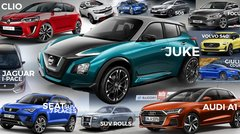Nouveautés auto : les 18 voitures les plus attendues en 2018