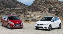 Essai Seat Ibiza TSI 95 vs Peugeot 208 PureTech 82