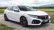 Essai Honda Civic 1.5 Sport : Magic Civic