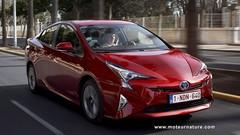 France : 2 Toyota sur 3 sont des hybrides