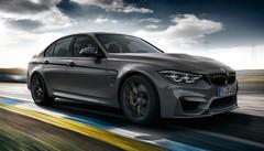 BMW M3 CS : affutée
