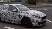 La nouvelle BMW Série 1 en montre un peu plus