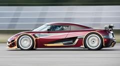 Koenigsegg Agera RS : record de vitesse à 447 km/h