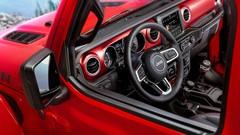 Jeep Wrangler 2018 : l'habitacle se montre