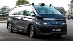 Autonom CAB : un taxi sans chauffeur arrive à Paris
