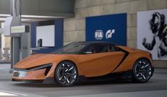 Honda Sport Vision Gran Turismo : le concept proche de la réalité