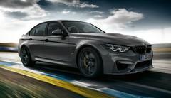 BMW : une M3 CS pour début 2018