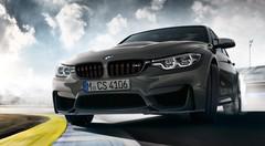 BMW M3 CS : un demi-cran au dessus du Pack Compétition