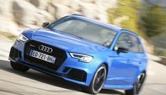 Essai Audi RS3 Sportback : Tout pour la musique