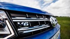 Pick-up Volkswagen Amarok : nouvelles motorisation, transmission et finition