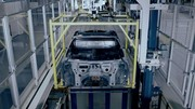 La BMW i8 roadster est sur les chaines de montage !