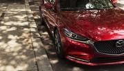 La Mazda 6 s'offre un deuxième restylage en 2018