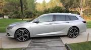 Essai Opel Insignia 2 Sports Tourer : La malle sans le trésor