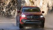 Essai Mercedes Classe X (2018) : un cran plus haut