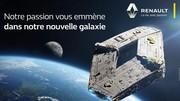 Renault : un losange intergalactique pour la sortie du dernier Star Wars
