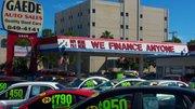 États Unis : 23 millions d'Américains ont un prêt auto subprime