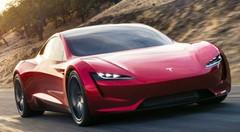 Tesla Roadster : la sportive électrique plus rapide qu'une Chiron