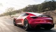 Tesla Roadster : la surprise capable d'un 0-100 km/h en 1,9 seconde !