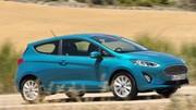 Ford Fiesta 1,0: une anti-Peugeot 208 amusante à piloter