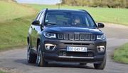 Jeep Compass: le SUV italo-américano-mexicain qui s'oppose au 3008